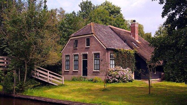 krásný venkovský dům