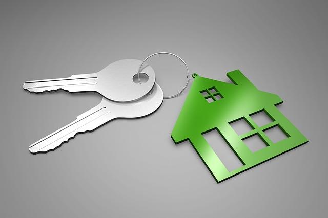 klíč k domovu