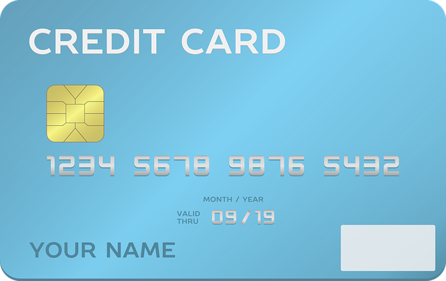 bezejmenná kreditka