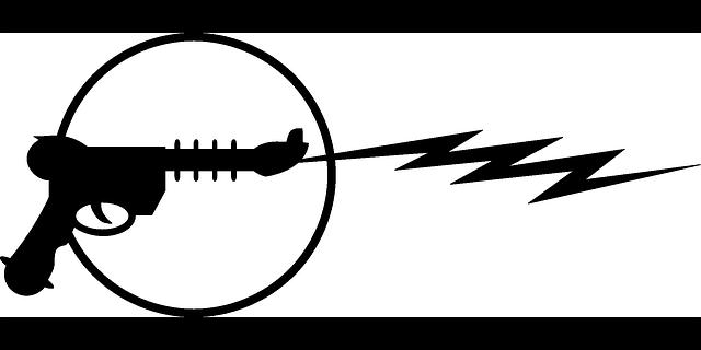 mimozemská zbraň